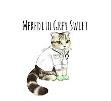 Doctor Meredith Grey Swift by teatimetay13
