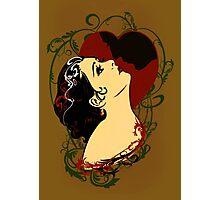 Happy Valentine's Day Photographic Print
