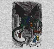 Alice Fights the Jabberwocky by Stephen Rowsell