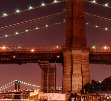 Brooklyn Promonade View by ScottL