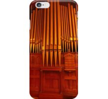 The Organ Pipes iPhone Case/Skin