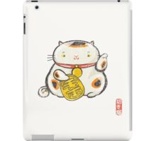 ManekiNeko [Special Lucky Toy Box] iPad Case/Skin