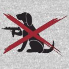 no dogs by Murray Newham