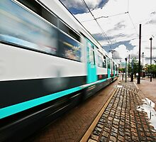 MANCHESTER-METRO-LINK-TRAM by MIKESCOTT