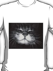 The Cat Who Walks by Himself T-Shirt