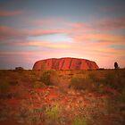 Uluru by Keiran Lusk