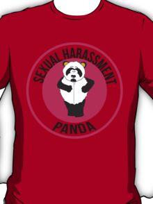 Sexual Harassment Panda T-Shirt