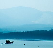 Wales sea-scape by Leviatham
