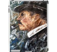 Chief Inspector Chester Campbell iPad Case/Skin