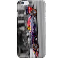Red Bull F1 - Demo Run iPhone Case/Skin
