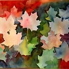 Leaf patterns by lindybird