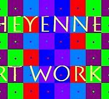 2 Cheyenne Art Work Logo 2 by Cheyenne