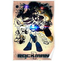 rockman 1 Poster