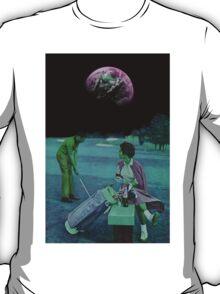 EARTH GOLF. T-Shirt