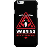 Third Impact iPhone Case/Skin