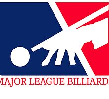 Major League Billiards by kurtmarcelle