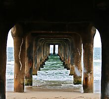 Under the Pier by Rachel Patteson