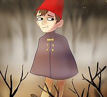 Wirt in the woods by maxxiegalaxy