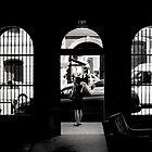 The Girl In the Doorway by Scott G Trenorden