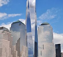 One World Trade Center by JoAnnFineArt