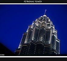 A Petronas Tower by chucky1988