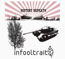 history repeats by Matt  Streatfeild