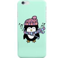 MUSICAL PENGUIN iPhone Case/Skin