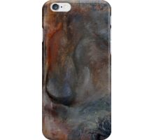 his shadow fell iPhone Case/Skin