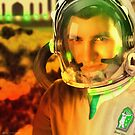 Ahmed Khan, The Pakistani Space Exploring Astronaut by Kenny Irwin