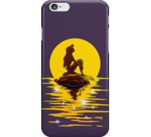 The Minimal Mermaid iPhone Case/Skin
