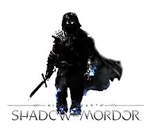 Shadow of Mordor design by redbubbletommy