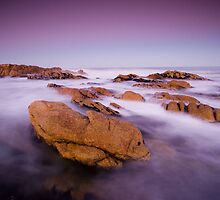 Friendly Beaches, Tasmania by Alex Wise