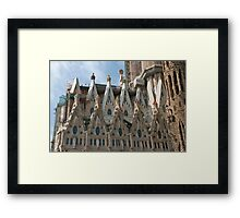 Five Arches Framed Print