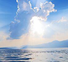 Glimpse Of Heaven by Joe Freemantle