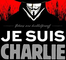 je suis charlie by Jimmy Rivera