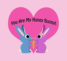 You are my honey bunny! by Eggtooth