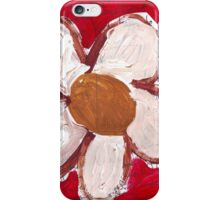 Note Flower iPhone Case/Skin