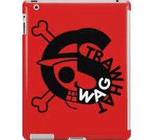 StrawHat Swag iPad Case/Skin