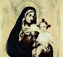Mother of the Eucharist  by MJ Perry