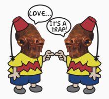 Admiral Akbar & Jeff: It's a Trap! by zenjamin