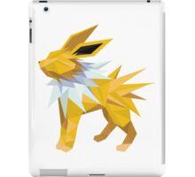 Origami Jolteon iPad Case/Skin