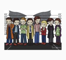 SuperWhoLock Lineup by shockingblanket