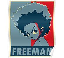 Huey Freeman Poster