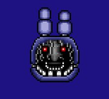 Five Nights at Freddy's 2 - Pixel art - Faceless Bonnie by GEEKsomniac