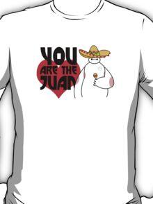 "Baymax ""You Are The Juan"" v.2 T-Shirt"