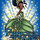 Princess Time - Tiana by Penelope Barbalios
