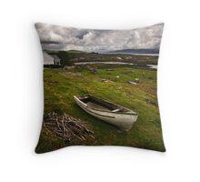 Country Ireland.  Throw Pillow
