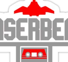 Top Laserbeak Sticker