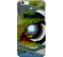 EARTH DAY, early birds, MOSSY iPhone Case/Skin