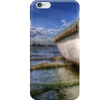 Mersea Island Boat iPhone Case/Skin